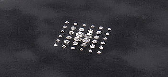 crystalo with Swarovski® crystals