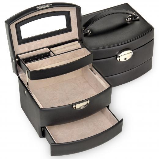 jewellery box Stella   black   standard