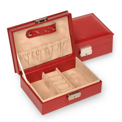jewellery box Anja/ red