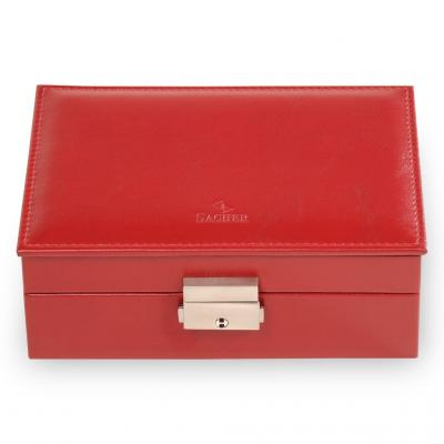 *While stock lasts* jewellery box Anja   red   new classic