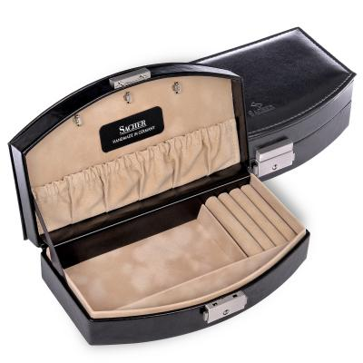 jewellery box Angela, black, new classic