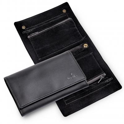 jewellery roll  | black | standard