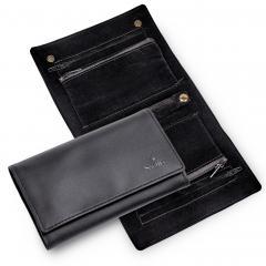 jewellery roll , black, standard