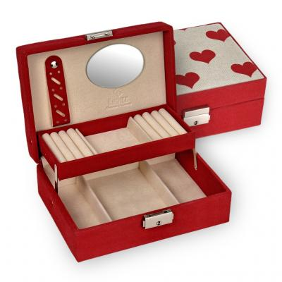 jewellery box Britta/ hearts