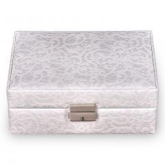 jewellery box Britta/ white