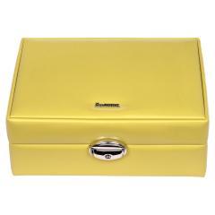 jewellery box Britta, lemon, coloranti