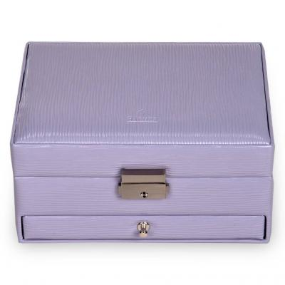 *While stock lasts* jewellery box Carola | lilac | verona lac