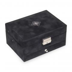 jewellery box Carola/ black