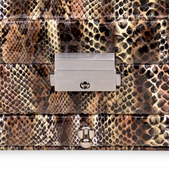 *While stock lasts* jewellery box Carola | python | python