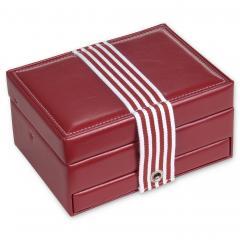 jewellery box Carola | red | young
