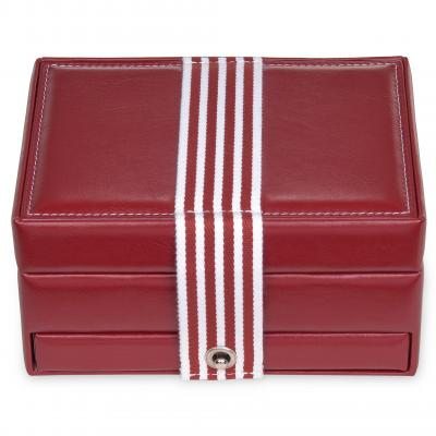 *While stock lasts* jewellery box Carola, red, young