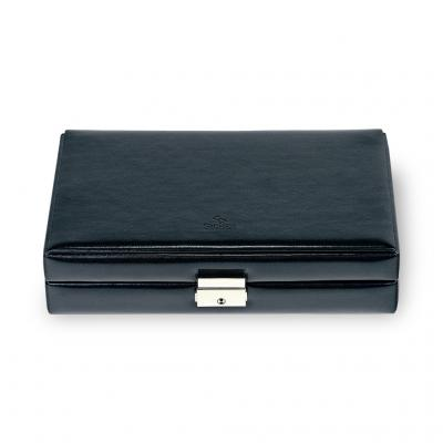 case for rings , black, new classic