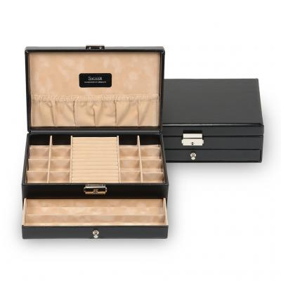 *While stock lasts* ring and collectors tray , black, new classic