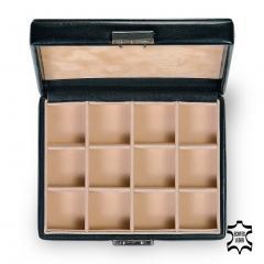 box / black (leather)