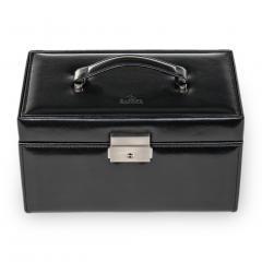 jewellery case Elly, black, new classic