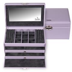 jewellery case Elly, lilac, coloranti