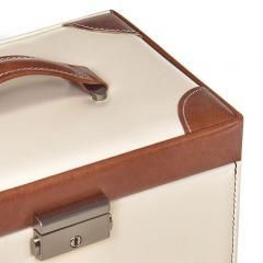 jewellery case Elly/ cream