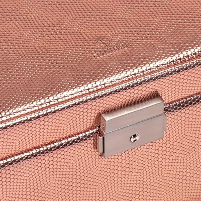 jewellery case Elly/ rose gold