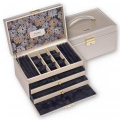 jewellery case Elly, gold, fleur venice