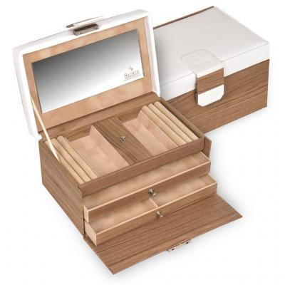 jewellery case Eva/ nordic oak