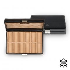 collectors box / black (leather)