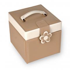 jewellery case Erika, beige, bella fiore