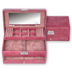 jewellery case Helen   old rose   pastello