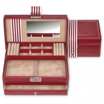jewellery case Helen | red | young