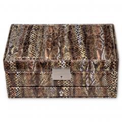 *While stock lasts* jewellery box Hanna, python, python