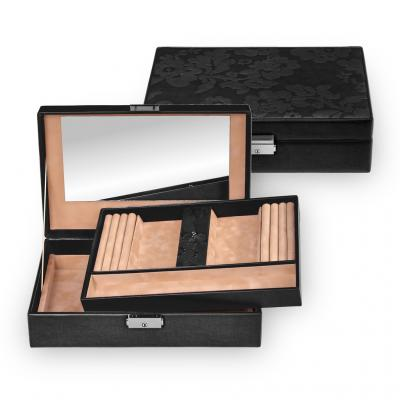 jewellery box Ilka | black | nature fiorella