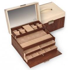 jewellery case Jette, mahagoni, nordic style