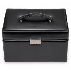 jewellery case Julia, black, new classic
