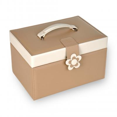 jewellery case Jasmin   beige   bella fiore