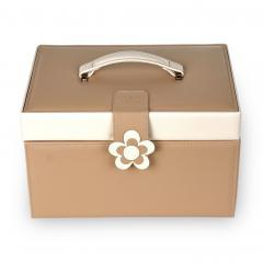 jewellery case Jasmin, beige, bella fiore