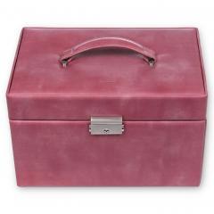 jewellery case Jasmin, old rose, pastello