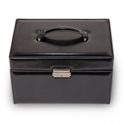 jewellery case Lena, black, new classic