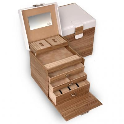 jewellery case Lisa, nordic oak, nordic style