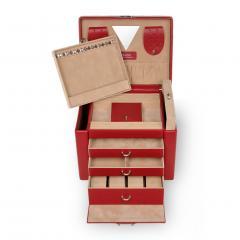 jewellery case Maxima/ red