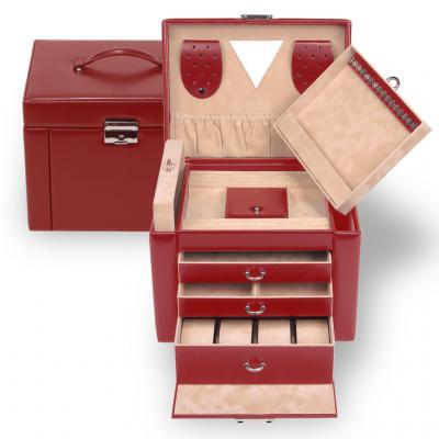 jewellery case Maxima/ red