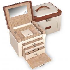 jewellery case Maxima/ cream