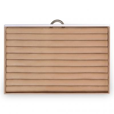 drawer Typ A VARIO/ white (leather)