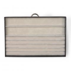 drawer Typ A VARIO, leather | black | vario