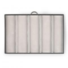 drawer Typ B VARIO/ black (leather)