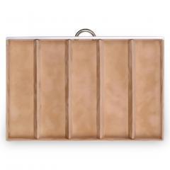 drawer Typ B VARIO, leather | white | vario