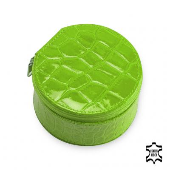 jewellery box Betsy, leather | apple | crocodile
