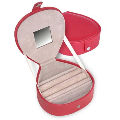 jewellery box Girlie, red, standard
