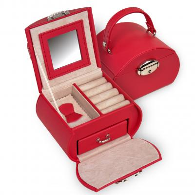 jewellery box Girlie | red | standard
