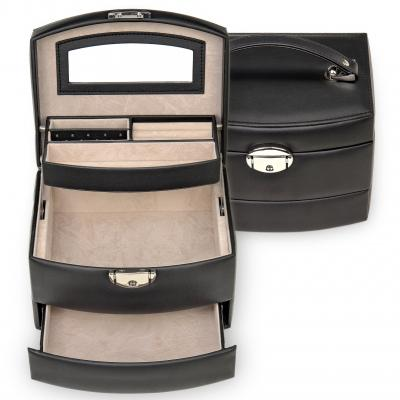 jewellery box Stella | black | standard