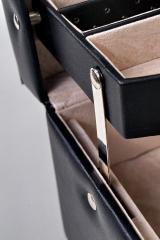 jewellery box Stella, black, standard