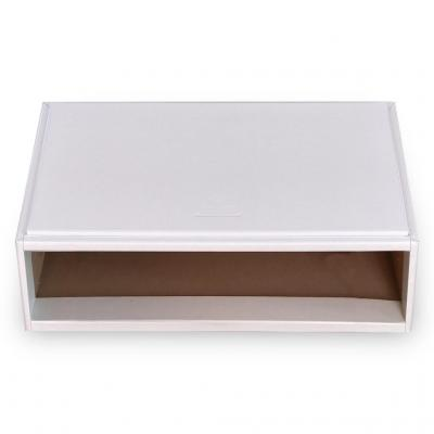 *While stock lasts* flex-module (without drawers) VARIO, leather | white | vario
